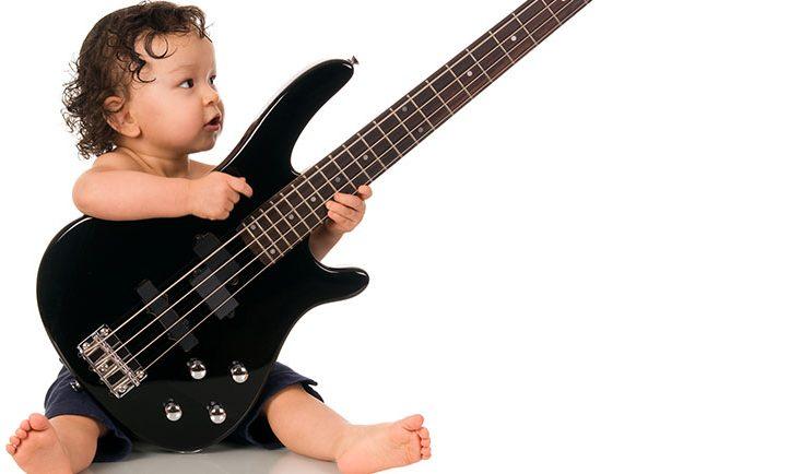 Toddler Music lesson
