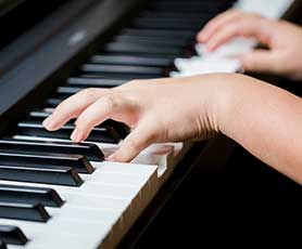 music lessons for beginner and intermediate students