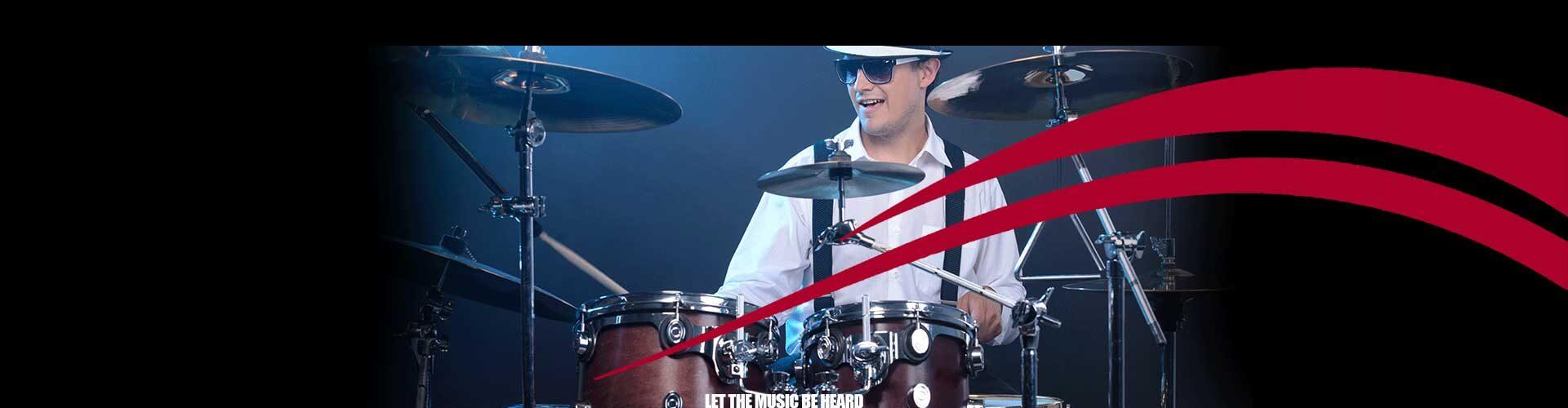 Trinity Rock & Pop Drum lesson in Abu Dhabi