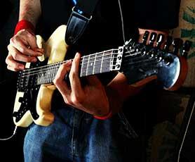 Trinity Rock & Pop Guitar lesson in Abu Dhabi