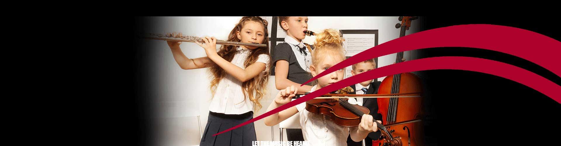 Students & Teachers Music Performances in Abu Dhabi UAE