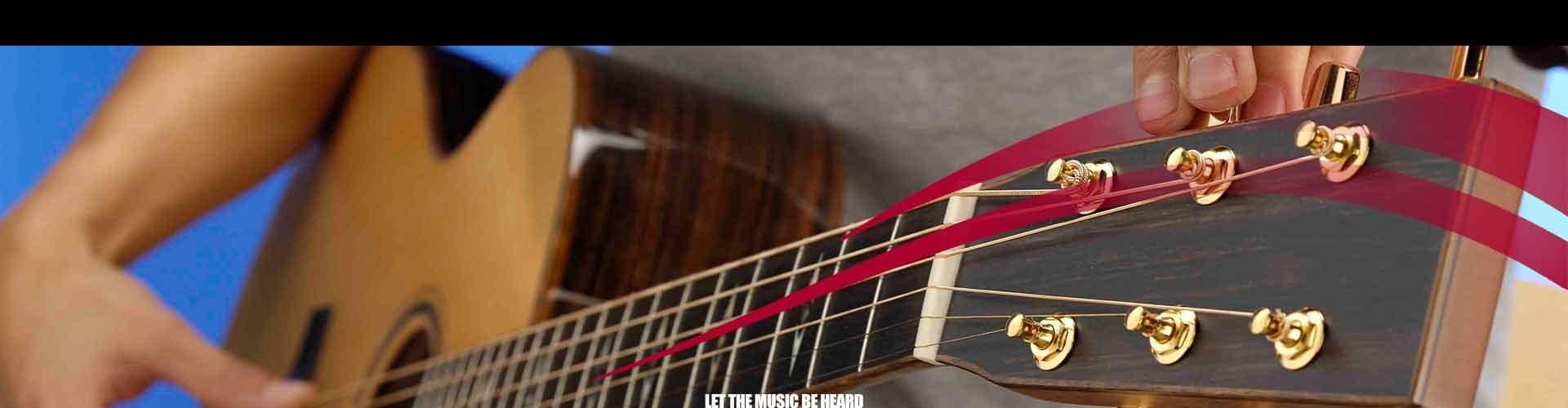 Guitar Tuning in UAE