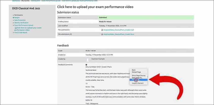 Trinity Digital Exam Results Steps (9)